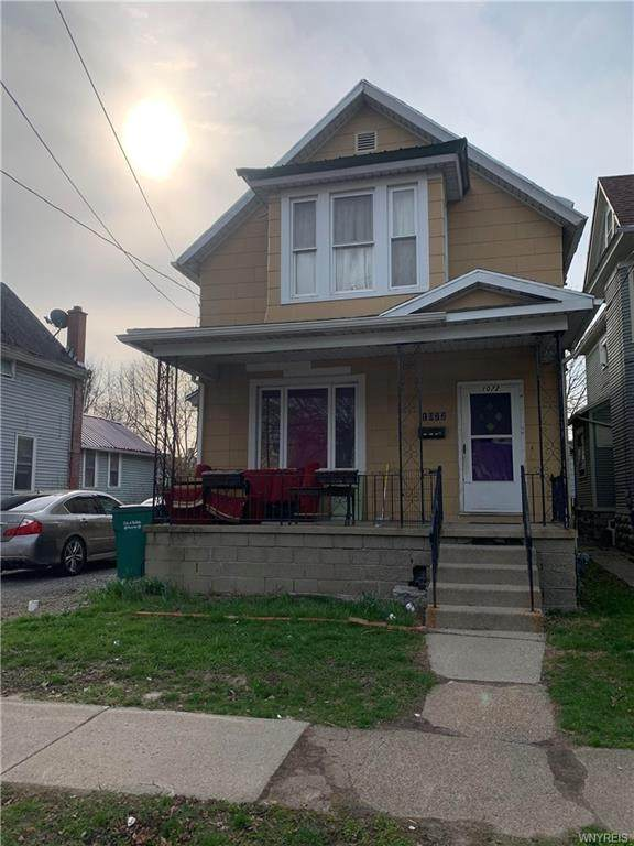 1072 West Avenue, Buffalo, NY 14213 (MLS #B1327128) :: TLC Real Estate LLC