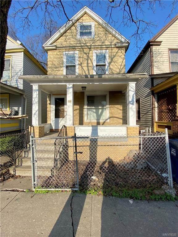 32 Ada Place, Buffalo, NY 14208 (MLS #B1328355) :: Avant Realty