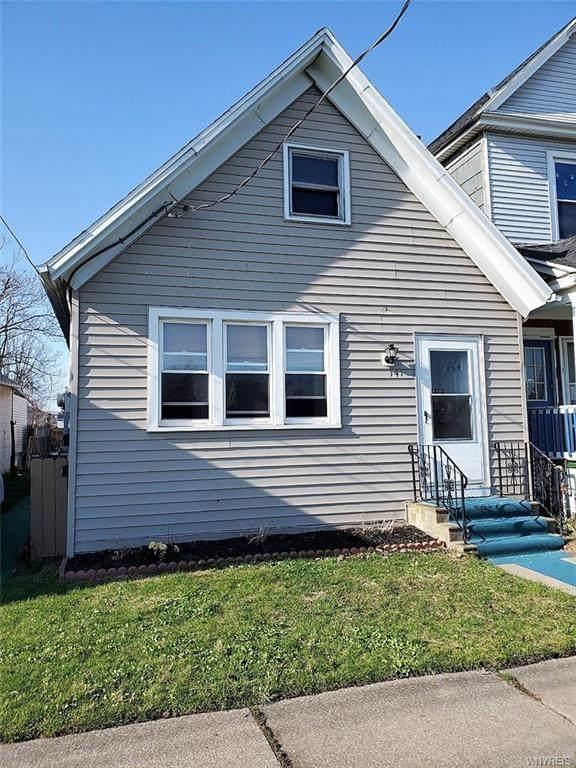 141 Fleming Street, Buffalo, NY 14206 (MLS #B1329017) :: TLC Real Estate LLC