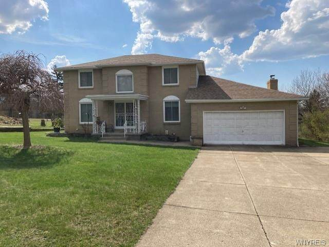 5776 Benning Road, Orchard Park, NY 14170 (MLS #B1329328) :: 716 Realty Group