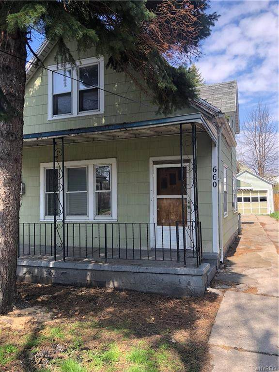 660 Fulton Street, Buffalo, NY 14210 (MLS #B1329782) :: TLC Real Estate LLC