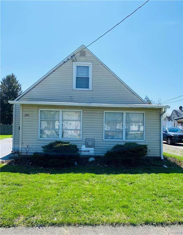 297 East Avenue, North Tonawanda, NY 14120 (MLS #B1329835) :: 716 Realty Group