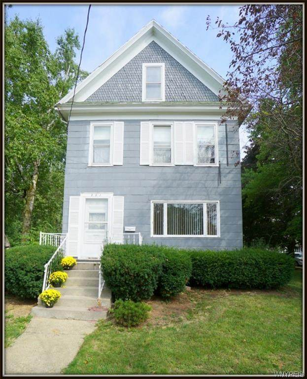 201 Niagara Street, Lockport-City, NY 14094 (MLS #B1329993) :: Lore Real Estate Services
