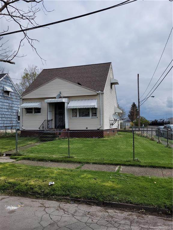 3 Wood Avenue, Buffalo, NY 14211 (MLS #B1330064) :: Mary St.George | Keller Williams Gateway