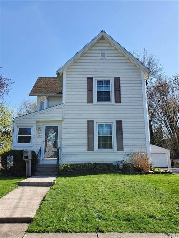 148 North Street, Ridgeway, NY 14103 (MLS #B1330099) :: BridgeView Real Estate Services