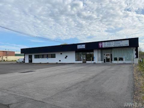 4519 Military Road, Niagara, NY 14305 (MLS #B1334375) :: 716 Realty Group