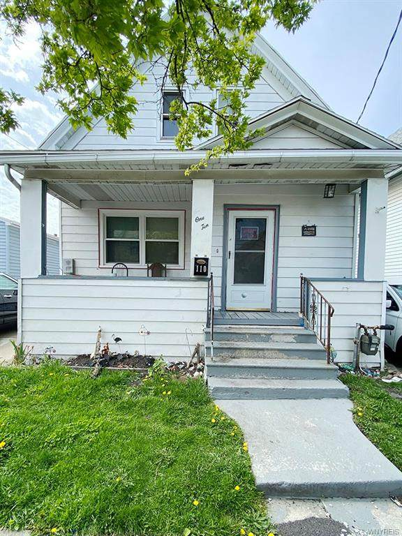 110 Longnecker Street, Buffalo, NY 14206 (MLS #B1334666) :: MyTown Realty