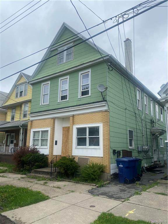 299 Cable Street, Buffalo, NY 14206 (MLS #B1334765) :: MyTown Realty