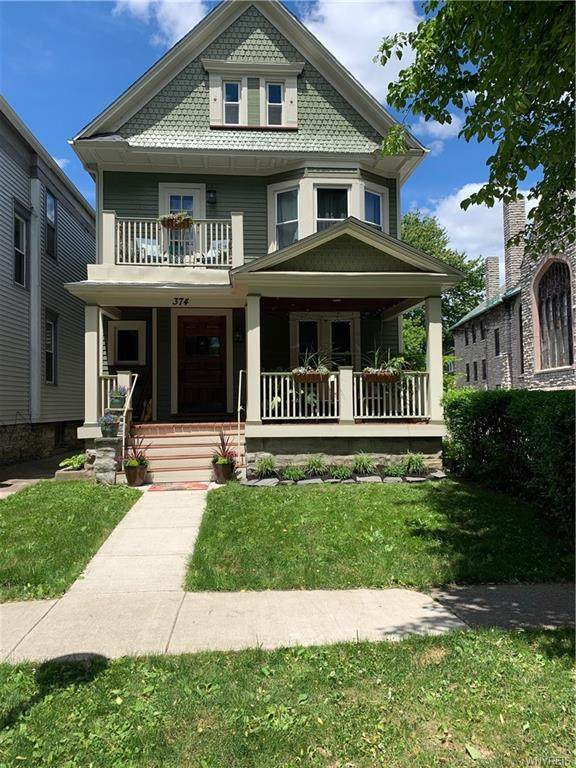 374 Potomac Ave, Buffalo, NY 14213 (MLS #B1334777) :: Robert PiazzaPalotto Sold Team