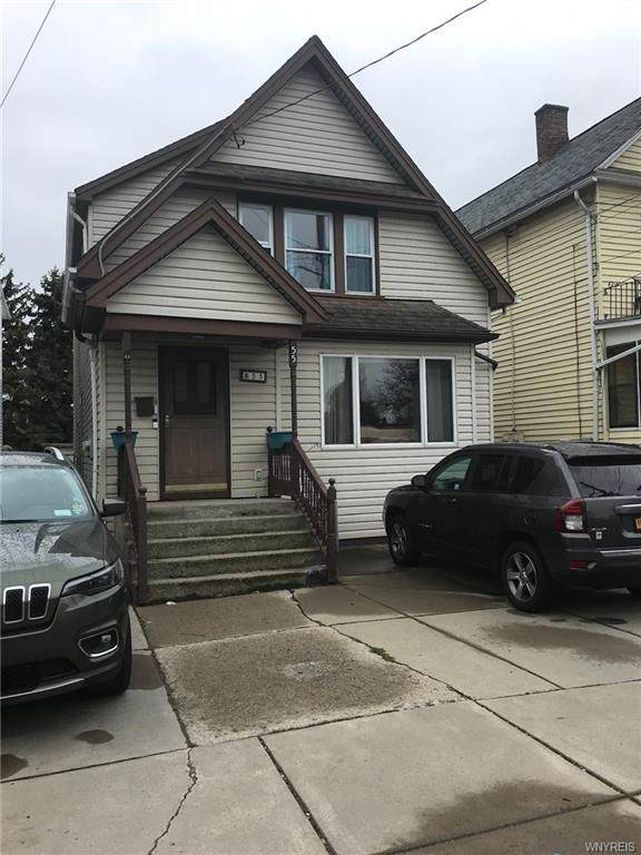 55 Trowbridge Street, Buffalo, NY 14220 (MLS #B1334875) :: MyTown Realty
