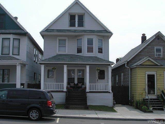 285 Babcock Street, Buffalo, NY 14210 (MLS #B1335092) :: MyTown Realty