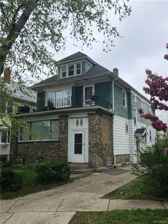 175 Donaldson Road, Buffalo, NY 14208 (MLS #B1335098) :: MyTown Realty