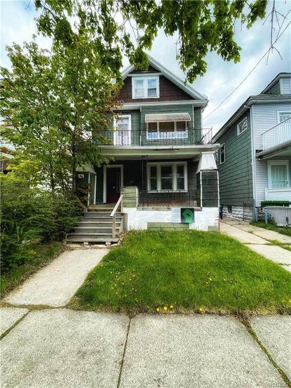 72 Block Street, Buffalo, NY 14211 (MLS #B1335566) :: BridgeView Real Estate Services