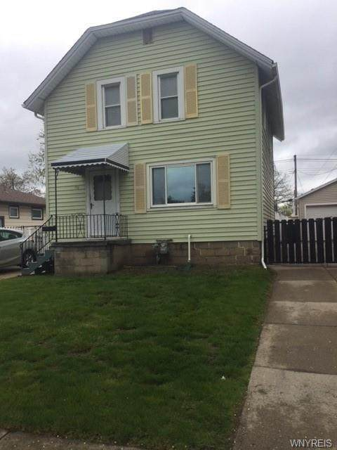 178 Dunlop Avenue, Tonawanda-Town, NY 14150 (MLS #B1336054) :: Robert PiazzaPalotto Sold Team