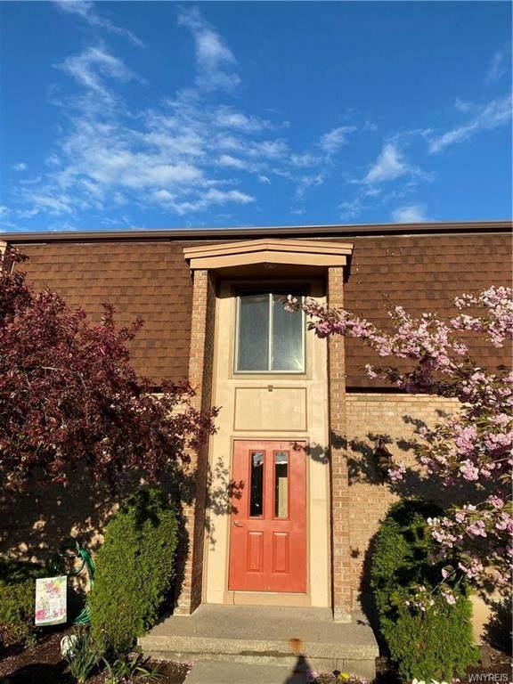 45 Greenwich Drive #1, Amherst, NY 14228 (MLS #B1336091) :: TLC Real Estate LLC