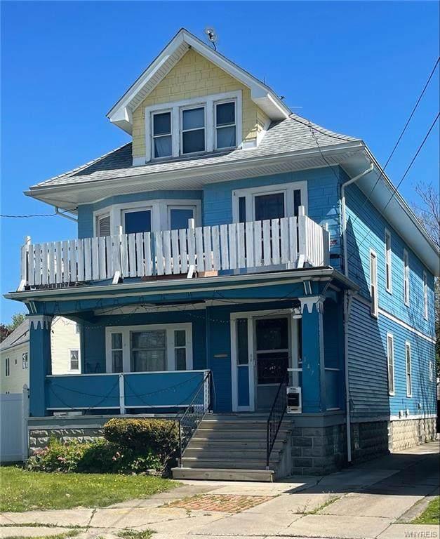 147 Good Avenue, Buffalo, NY 14220 (MLS #B1336381) :: Robert PiazzaPalotto Sold Team