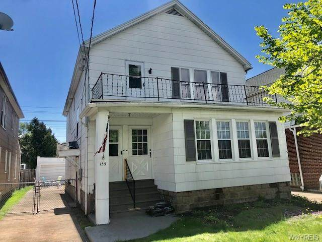 135 Whitehall Avenue, Buffalo, NY 14220 (MLS #B1336909) :: 716 Realty Group