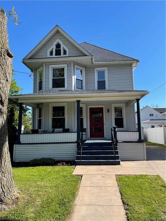 115 Elmwood Avenue, Lockport-City, NY 14094 (MLS #B1336996) :: 716 Realty Group