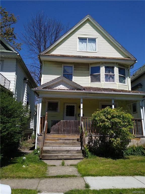 14 Heward Avenue, Buffalo, NY 14207 (MLS #B1337261) :: BridgeView Real Estate Services