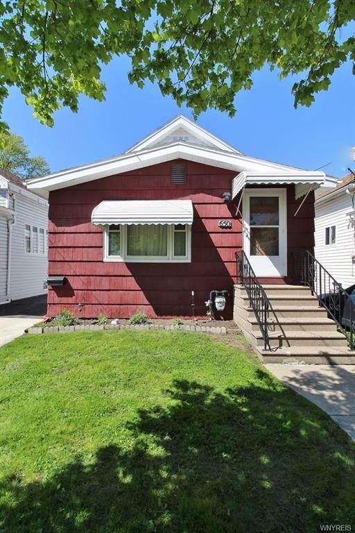 650 Marilla Street, Buffalo, NY 14220 (MLS #B1337316) :: BridgeView Real Estate Services