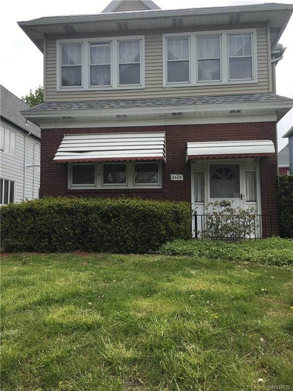 2626 S Park Avenue, Lackawanna, NY 14218 (MLS #B1337378) :: BridgeView Real Estate Services