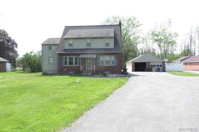 1860 Tuscarora Road, Niagara, NY 14304 (MLS #B1338701) :: Robert PiazzaPalotto Sold Team