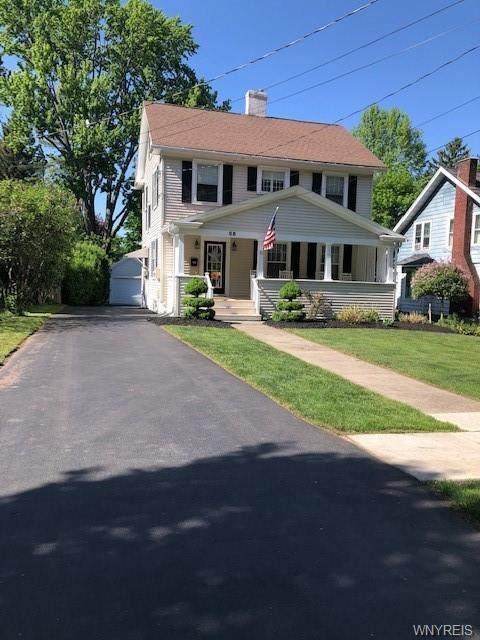 88 W Genesee Street, Skaneateles, NY 13152 (MLS #B1339233) :: 716 Realty Group