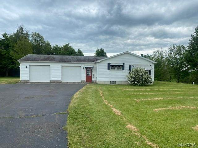 4409 E Becker Road, Collins, NY 14034 (MLS #B1339347) :: 716 Realty Group