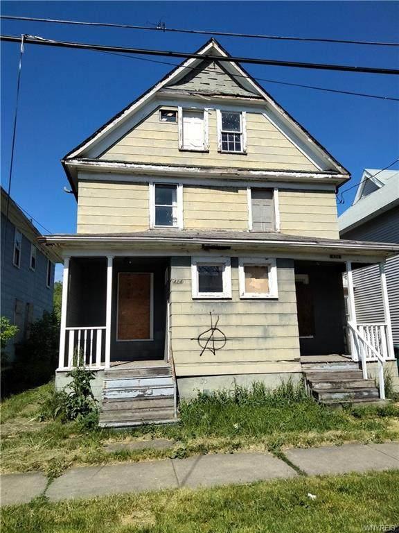 424 20th Street, Niagara Falls, NY 14303 (MLS #B1339617) :: BridgeView Real Estate Services