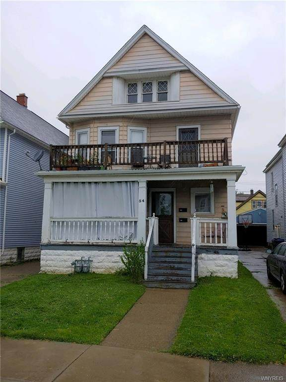 54 Mount Vernon Avenue, Buffalo, NY 14210 (MLS #B1339796) :: 716 Realty Group