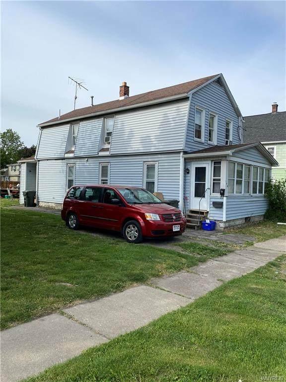 198 East Avenue, North Tonawanda, NY 14120 (MLS #B1340390) :: 716 Realty Group
