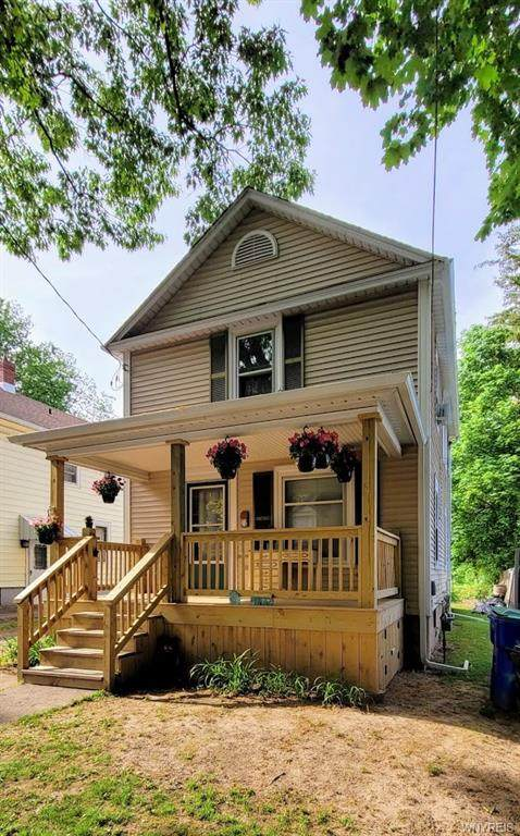 110 Chestnut Street, Shelby, NY 14103 (MLS #B1340753) :: Robert PiazzaPalotto Sold Team