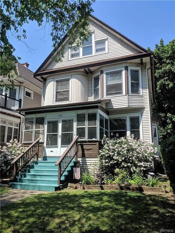 842 Richmond Avenue, Buffalo, NY 14222 (MLS #B1340756) :: 716 Realty Group