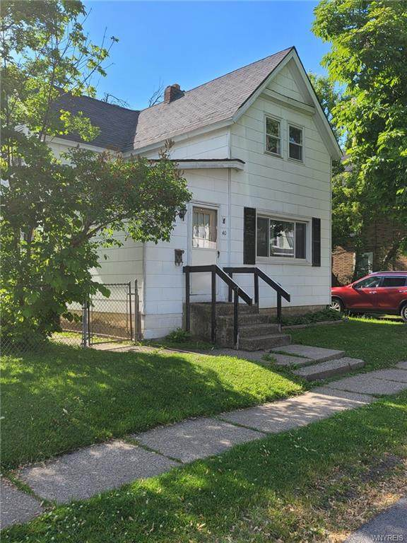 40 Crane Street, Lancaster, NY 14043 (MLS #B1340993) :: Robert PiazzaPalotto Sold Team