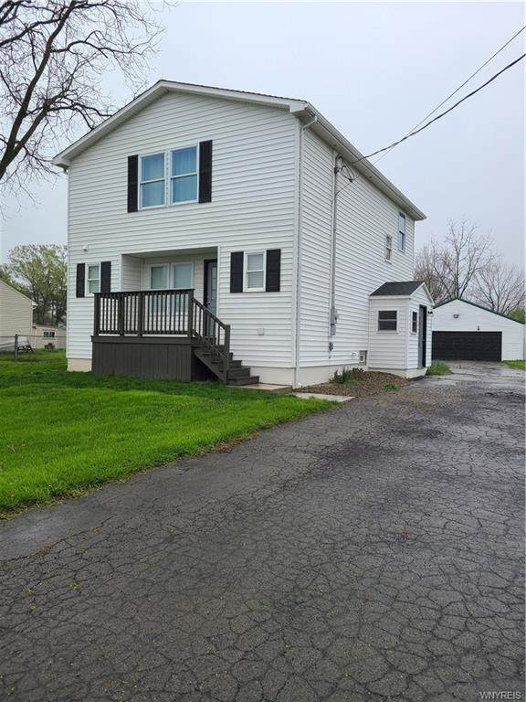 1010 Saunders Settlement Road, Lewiston, NY 14305 (MLS #B1342009) :: 716 Realty Group