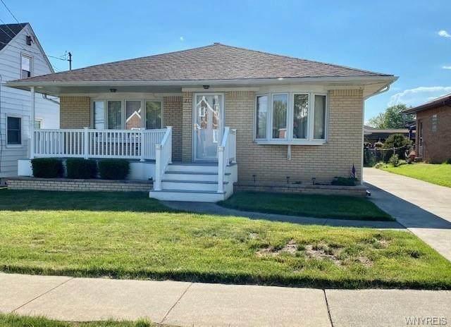 21 Orchard Pl, Lackawanna, NY 14218 (MLS #B1343243) :: TLC Real Estate LLC