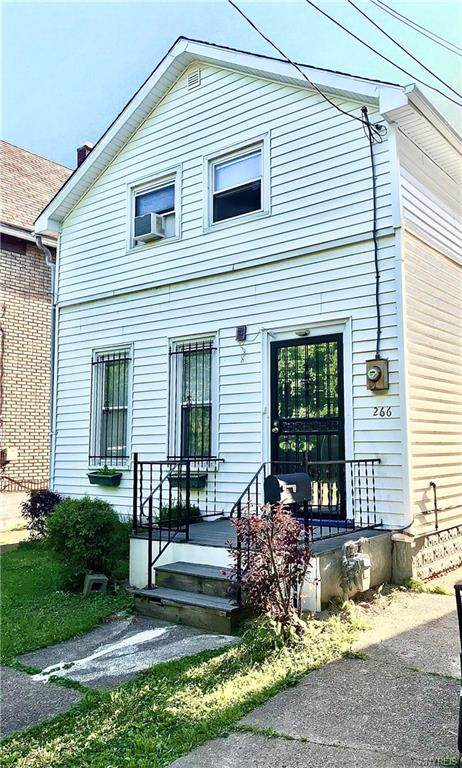 266 Wood Avenue, Buffalo, NY 14211 (MLS #B1343761) :: Robert PiazzaPalotto Sold Team