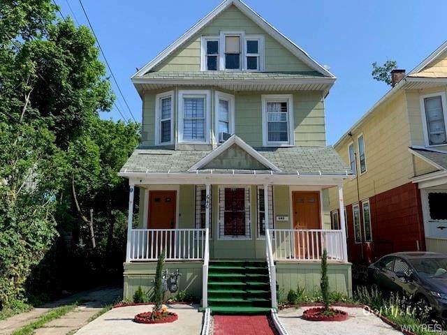 640 Riley Street, Buffalo, NY 14211 (MLS #B1343986) :: Avant Realty