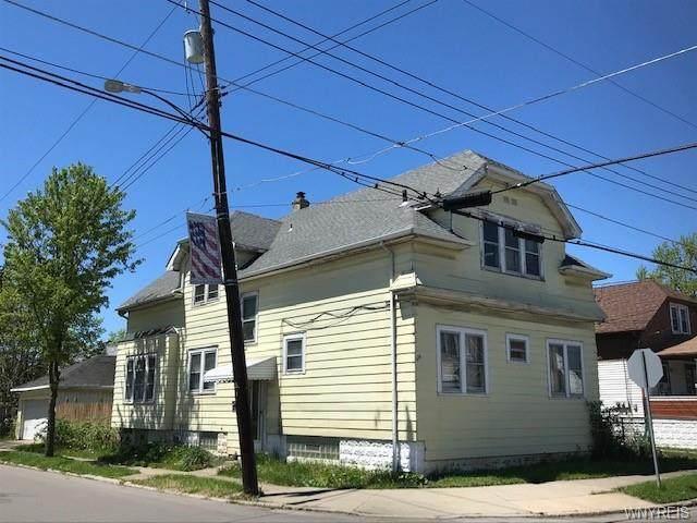 126 Roland Street, Cheektowaga, NY 14212 (MLS #B1344027) :: Avant Realty