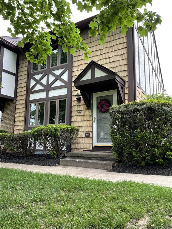 148 Camberley Place, Penfield, NY 14526 (MLS #B1344036) :: Robert PiazzaPalotto Sold Team