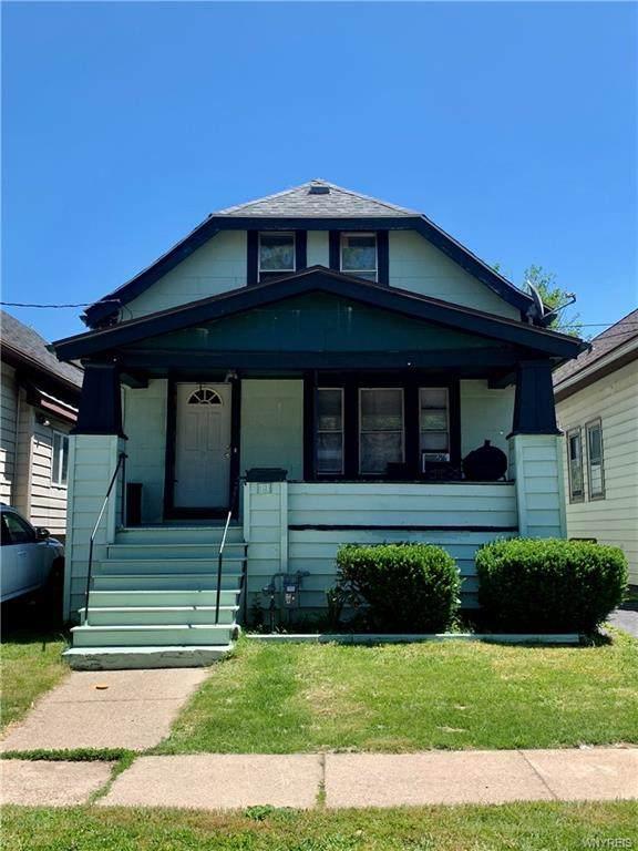 79 Freund Street, Buffalo, NY 14215 (MLS #B1345058) :: 716 Realty Group