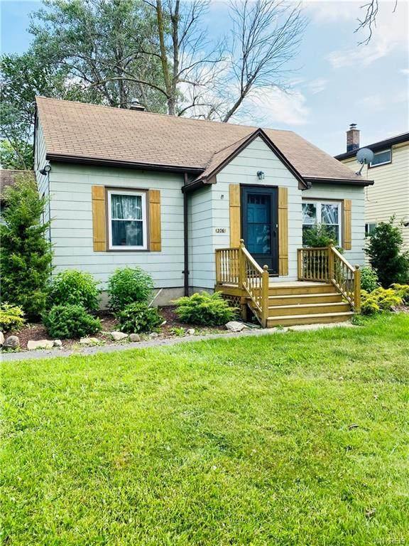 306 Homewood Avenue, Tonawanda-Town, NY 14217 (MLS #B1345282) :: 716 Realty Group