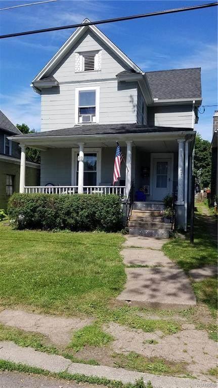 62 Chapel Street, Lockport-City, NY 14094 (MLS #B1345306) :: 716 Realty Group