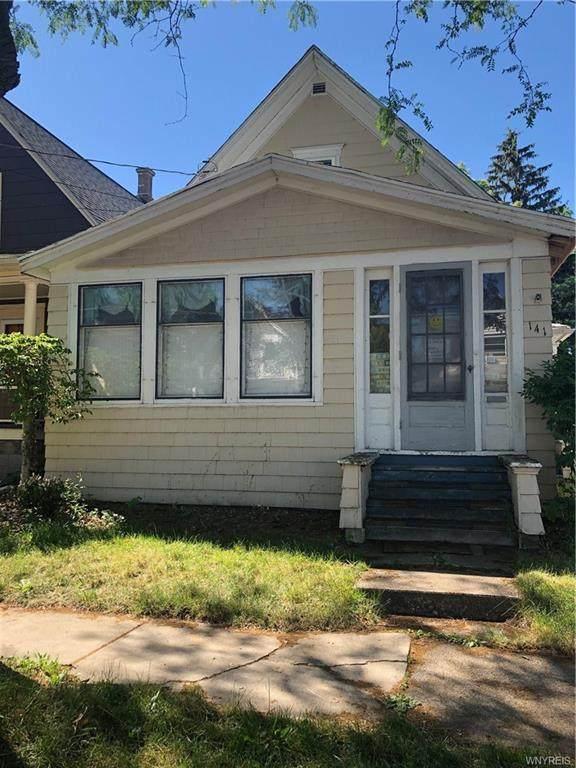 141 Keil Street, North Tonawanda, NY 14120 (MLS #B1345338) :: 716 Realty Group