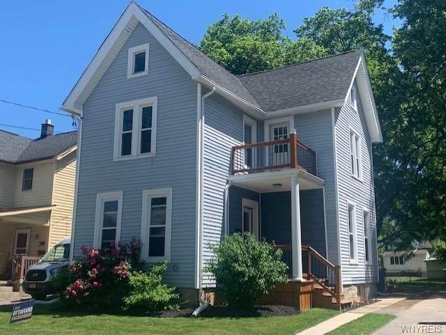 34 Juniper Street, Lockport-City, NY 14094 (MLS #B1345428) :: 716 Realty Group