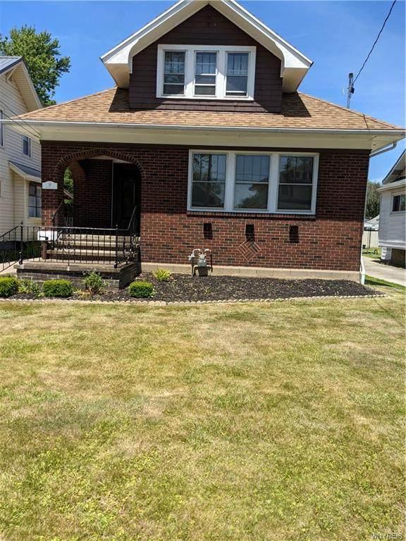 36 Orchard Avenue, West Seneca, NY 14224 (MLS #B1345452) :: BridgeView Real Estate Services