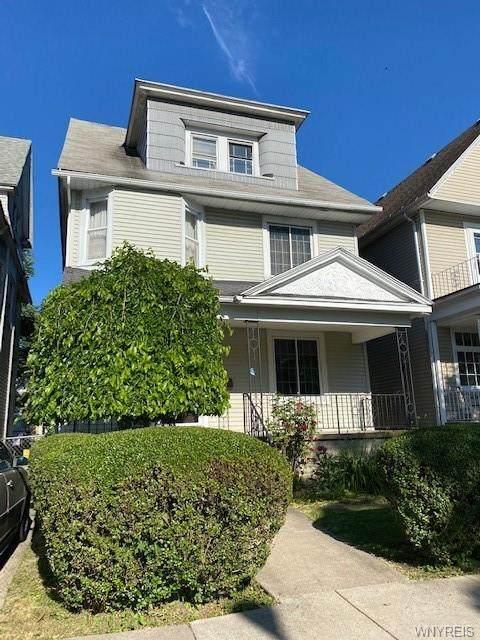 265 Hoyt Street, Buffalo, NY 14213 (MLS #B1345555) :: 716 Realty Group