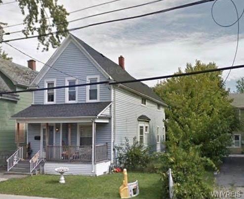 105 Domedion Avenue, Buffalo, NY 14211 (MLS #B1345560) :: 716 Realty Group