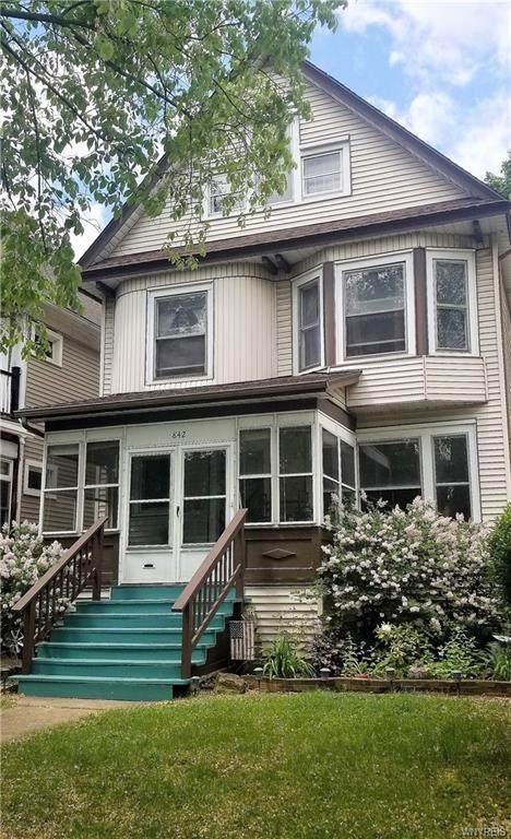 842 Richmond Avenue, Buffalo, NY 14222 (MLS #B1345674) :: Robert PiazzaPalotto Sold Team