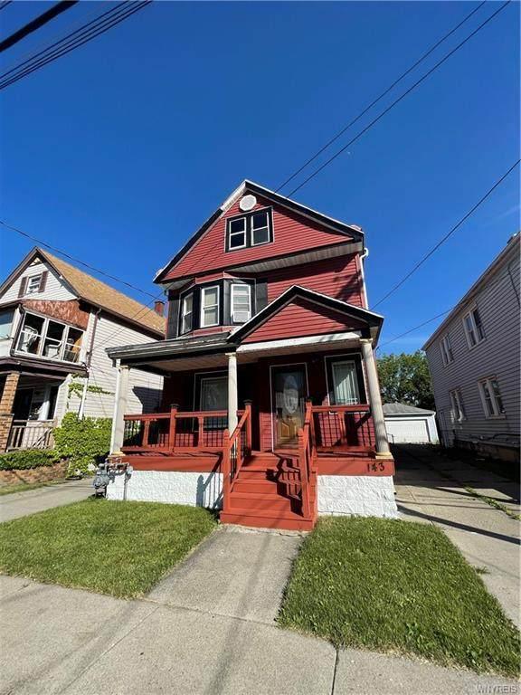 143 Edson Street, West Seneca, NY 14210 (MLS #B1345708) :: BridgeView Real Estate Services